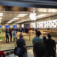 Photo taken at Apple Polaris Fashion Place by Tashfeen B. on 9/20/2013