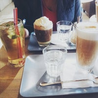 Photo taken at Small Change Coffee by Andie Č. on 9/4/2014