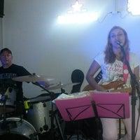 Photo taken at Brasileirinho Espetinhos by Tarcisio C. on 3/13/2014