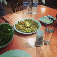 Photo taken at Deniz Restorant by Mehmet A. on 11/21/2017