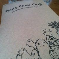 Photo taken at Penny Cluse Café by Kamel J. on 1/20/2013