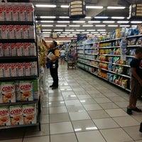 Photo taken at Supermercado La Unión by Luis M. on 6/28/2015