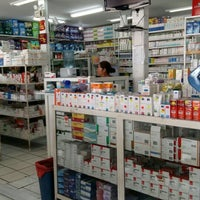 Photo taken at Farmacia Guadalupana by Luis M. on 10/8/2015
