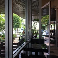 Photo taken at Cafe' Amazon by Cockh2o T. on 4/12/2014
