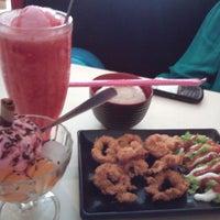 Photo taken at BUBU CAFE by Vidya A. on 5/12/2014