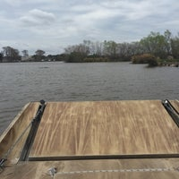 Photo taken at Airboat Tours by Arthur by Eric S. on 2/16/2015