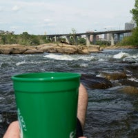 Photo taken at Rocks On The James by Chase D. on 4/19/2016