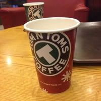 11/29/2013 tarihinde Jayce K.ziyaretçi tarafından TOM N TOMS COFFEE'de çekilen fotoğraf
