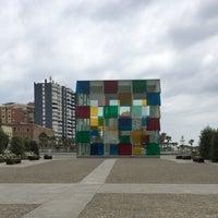 Foto tomada en Centre Pompidou Málaga por Nikola el 7/6/2017