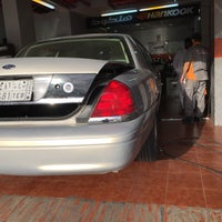 Photo taken at Hankook Main Shop by S A U D'♪ .. on 3/5/2015
