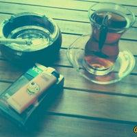 Photo taken at Taşmahal Cafe by Cansu K. on 5/30/2014