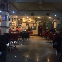 Photo taken at Mint Café by Mohammad B. on 12/12/2015