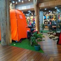 Photo taken at Eiger Adventure Store by Fadhil R. on 12/21/2017