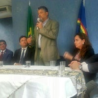 Photo taken at Secretaria do Meio Ambiente e Sustentabilidade de Pernambuco - SEMAS by Paulo M. on 10/29/2014