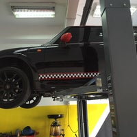 Photo taken at CL Auto Care Centre Sdn Bhd by Hidayat A. on 5/11/2016
