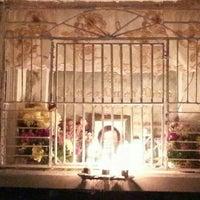 Photo taken at Calamba Cemetery by myyen a. on 11/1/2014