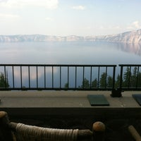 Photo taken at Crater Lake Lodge by Ken R. on 8/6/2013
