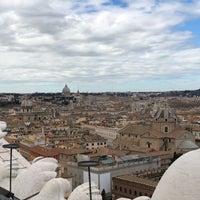 Terrazza delle Quadrighe - Scenic Lookout in Roma