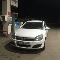 Photo taken at Aytemiz Petrol by Mehmet P. on 6/15/2016