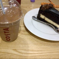 Photo taken at Costa Cofee by Muhammed on 3/14/2014