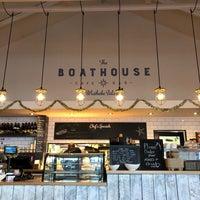 Photo taken at The Boathouse Cafe & Bar by Keita O. on 12/27/2017
