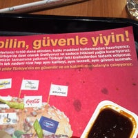 Photo taken at McDonald's by Hakan S. on 2/3/2014
