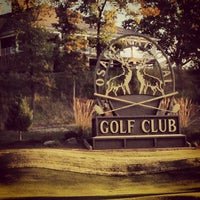 Photo taken at Osage National Golf by Mike B. on 10/26/2013