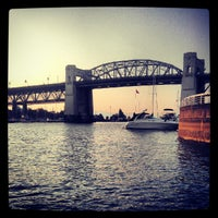 Photo taken at Hornby Street Ferry Dock by VlΩdimir on 9/24/2012