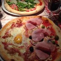 Снимок сделан в Pizzeria Ciao Tutti пользователем Piotr K. 7/23/2015