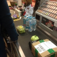 Photo taken at REWE by Christian P. S. on 1/20/2014