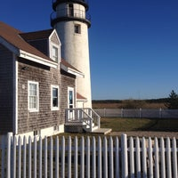 Photo taken at Highland Lighthouse by Christian P. S. on 10/7/2016