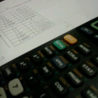 Photo taken at Roy Nutt Mathematics, Engineering & Computer Science Center by Anh N. on 9/9/2012