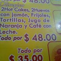 Photo taken at La Jaiba Dorada by Giseela T. on 4/20/2014
