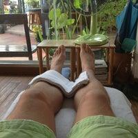 Photo taken at Lek Massage by Dan W. on 8/14/2013