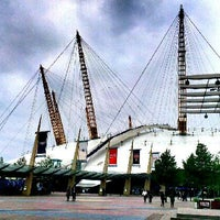 Photo taken at The O2 Arena by Stefan S. on 5/17/2013