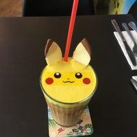 Photo taken at Pokemon Cafe Singapore by Katarína D. on 1/12/2017