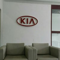 Photo taken at Naza Kia Services Sdn Bhd by Jesse K. on 10/10/2015