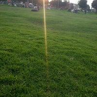 Photo taken at Parque Central Ciudadela Nueva Tibabuyes by John Jairo M. on 2/2/2014