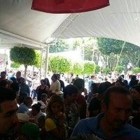 Photo taken at Feria del molote by Brenda on 7/19/2015