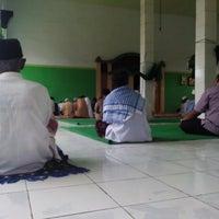 Photo taken at Masjid Jami Semendung by Wahyu N. on 4/4/2014