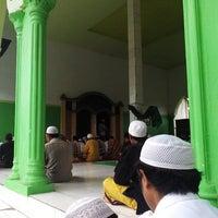 Photo taken at Masjid Jami Semendung by Wahyu N. on 4/11/2014