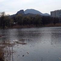 Photo taken at Городской парк by Мария on 3/27/2014