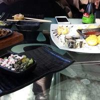 Photo taken at Gokan Sushi Lounge by Jorge L. on 7/28/2013