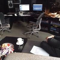 Photo taken at Studio Spot by Pawel on 1/24/2014