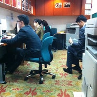 Photo taken at Back Office by Amir F. on 2/20/2013
