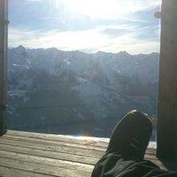 Photo taken at Alpengasthof Bergkristall by Philip D. on 12/17/2013
