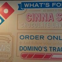 Foto scattata a Domino's Pizza da Girason f. il 6/16/2014