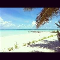 Photo taken at Playa Posada by Ram C. on 9/29/2012