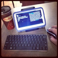 Photo taken at Tim Hortons by Rannie T. on 10/31/2013