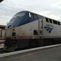 Photo taken at Richmond - Staples Mill Road Amtrak Station (RVR) by Donald W. on 2/5/2013